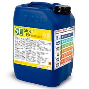 STEELTEX NEUTRALIZER