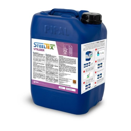 STEELTEX UTILIZER